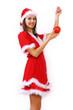 santa claus girl-friend img_5576