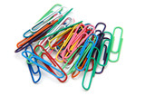 paper clips poster
