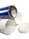 paper tubes poster