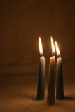 candles poster