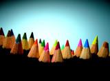 color pencils 02 poster