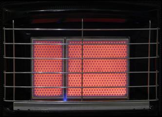 gas heater