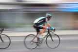 bike racer #3 poster