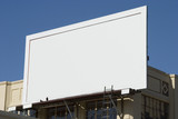 blank billboard 4 poster