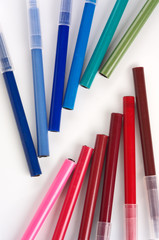 swirling pens