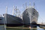 cargo ships 3 poster