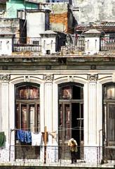cuba building facade