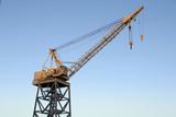 giant crane poster