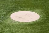 pitchers mound poster