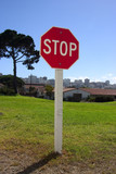 stop sign #2 poster
