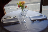 table setting 4 poster
