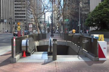 subway entry