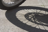 wheel shadow poster
