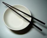oriental bowl poster