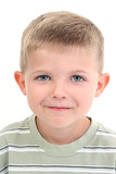 adorable four year old boy poster