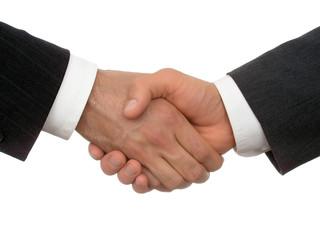 handshake biznesowych