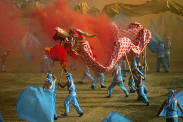 fête chinoise
