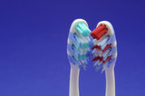 tooth brushes poster