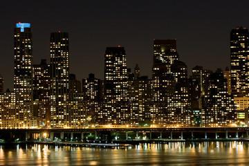 Manhattan życia