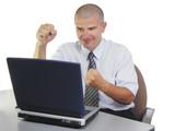 computer satisfaction poster