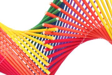 helix de colores