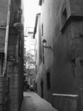 back alley poster
