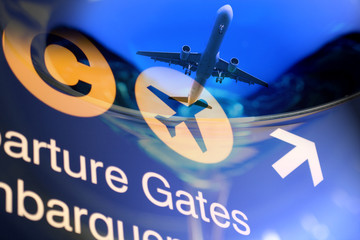 travel design background