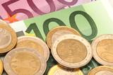 euro money poster