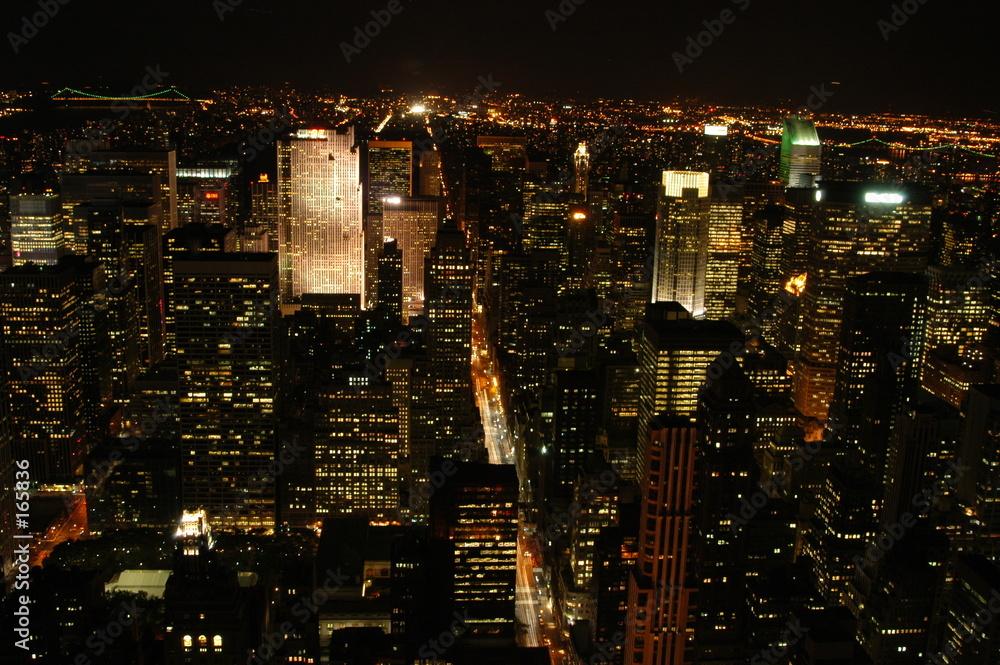 budynek nowy york - powiększenie