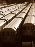 dark trains poster