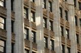 brown balconies poster