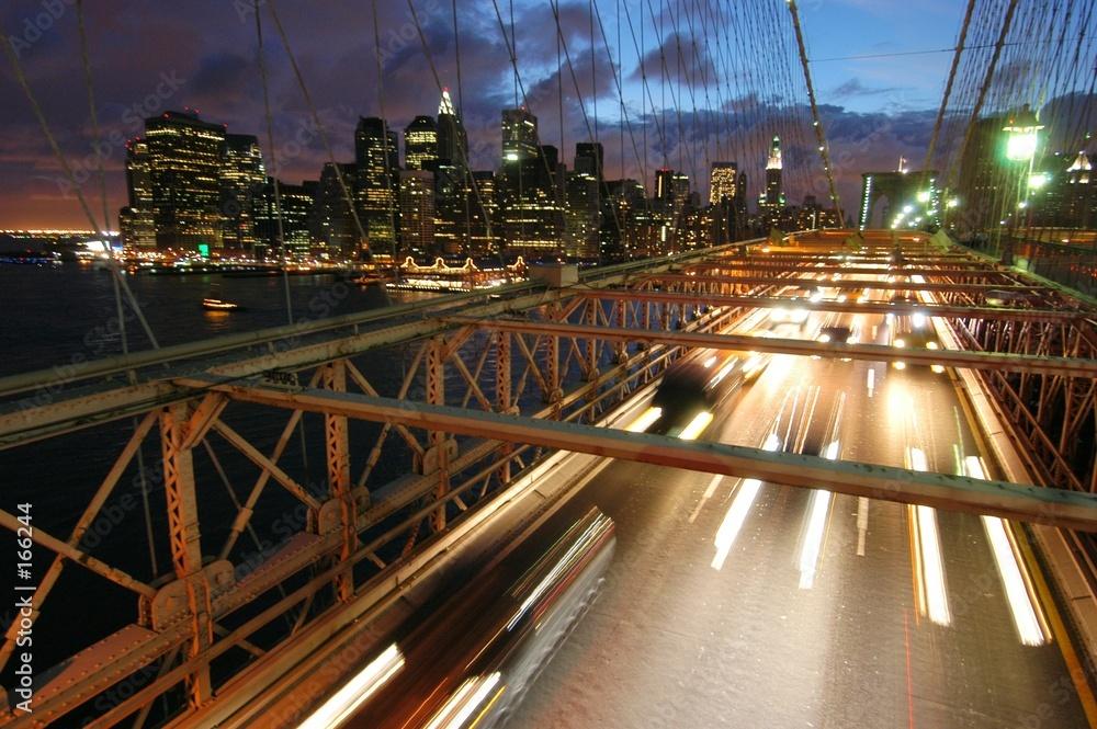 brooklyn most samochód - powiększenie