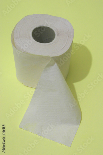 a white roll