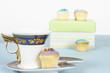 tea and cakes