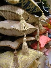 bundle of indian pillows