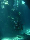 man under water3 poster