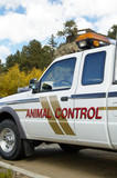 animal control vehicle poster