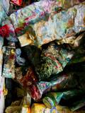 tubes de peinture poster