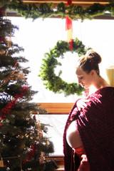 christmas pregnancy