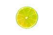 half a wet lime