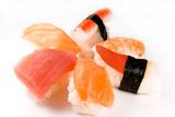 Fototapety assorted sushi