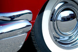 car wheel poster