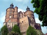 montbeliard castle poster