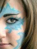 fantasy make-up poster