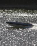 run away boat poster
