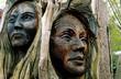 maori carvings - 184839