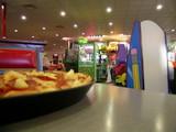pizza arcade poster