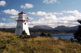 woody point lighthouse poster