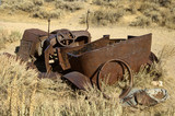 rusty old convertable 1 poster