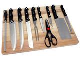 knife set poster